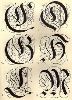 Decorative Alphabet | Flickr - Photo Sharing!