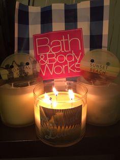 Bath  Body Works candles