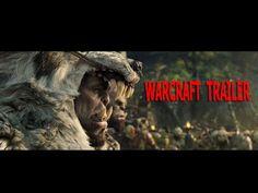 *** Warcraft Trailer -1 - Travis Fimmel, Dominic Cooper Movie ***