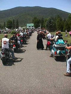 colebrook nh blessing of the bike
