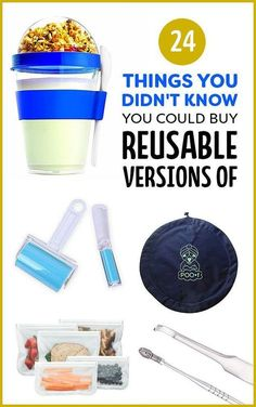 Low waste bag 24 Things You Didnt Know You Could Buy Reusable Versions Of.Some things are a definite no, but some are handy Green Life, Go Green, Zero Waste, Reduce Waste, Limpieza Natural, 5 Rs, Waste Reduction, Reduce Reuse Recycle, Eco Friendly House