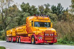 Scania T 530 V8