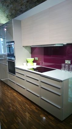 Poggenpohl Kitchens. Waterloo showroom #BlogTourLDN