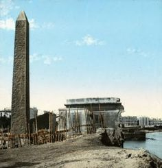 Image detail for -mistersaly: Cleopatras Needle - Alexandria