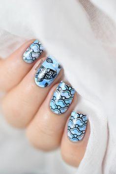 Nailstorming - Signe Astrologique [Poissons/Pisces]
