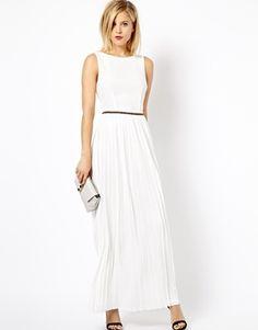 A Wear Grecian Style Maxi Dress