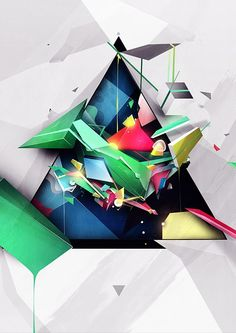 Abstract Goodness from Rik Oostenbroek | Hunie