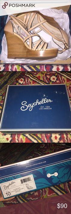 Seychelles wedges NWT Seychelles Seychelles Shoes Wedges