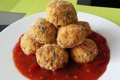 ŠMAKOUNOVY PIKANTNÍ KULIČKY Tofu, Tempeh, Baked Potato, Dip, Paleo, Muffin, Potatoes, Vegetarian, Baking