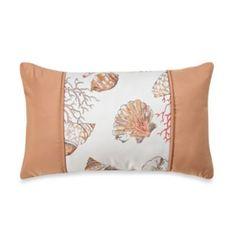 Seashore Oblong Toss Pillow - BedBathandBeyond.com