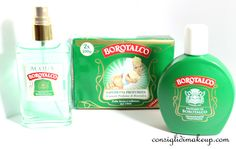 Consigli di Makeup: Borotalco Roberts: Acqua di Borotalco, Saponetta P...