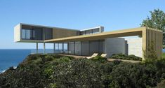 Byron Bay House - Located on one of the most famous Australian beaches, this house combines eco-friendly materials with modern architecture, by McKay+Partners LLP.