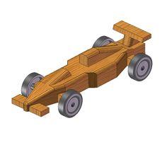 Pine Derby Car Ideas | Pinewood Derby