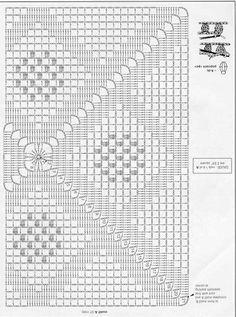Best 12 Launching the business of interior design guide – Crochet Filet – business Crochet design Filet Guide interior Launching – SkillOfKing. Motifs Granny Square, Crochet Square Patterns, Crochet Doily Patterns, Crochet Diagram, Crochet Chart, Crochet Squares, Thread Crochet, Crochet Granny, Crochet Designs