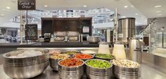 Embassy Suites Dulles - North/Loudoun Hotel, VA - Breakfast Buffet