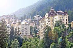 Monte Carlo in den Alpen: Bad Gastein liegt auf 1.000 Höhenmetern inmitten des Nationalparks Hohe Tauern im Salzburger Land. © Gasteinertal Tourismus