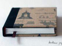 Jetzt Bücher aus unserem tollen Packpapier. Im Hannovermotiv und Vögelchenmotiv.