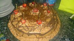 #cake#chocolate#nutella#<3
