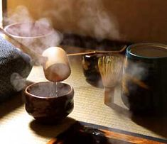 * Tea Ceremony Japan, Japanese Tea Ceremony, Uji Matcha, Natsume, My Tea, Wabi Sabi, Tea Time, Sweets, Food