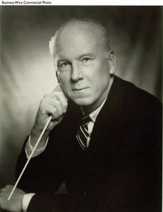 Leroy  Anderson - composer of Sleigh Ride