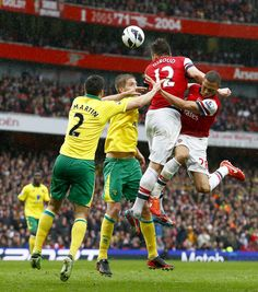 Arsenal FC vs. Norwich City FC http://www.sportsgambling4fun.com/blog/soccer/arsenal-fc-vs-norwich-city-fc/  #Arsenal #Canaries #football #Gunners #NorwichCity #PremierLeague #soccer