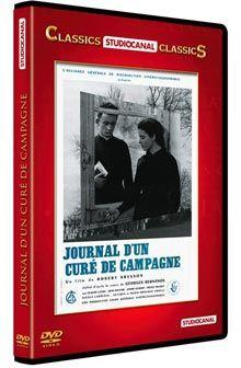 Journal d'un curé de campagne - DVD [BUDL - salle de lettres - 791.6 BRES 3 JO] Cure, Journal, Baseball Cards, Letters, Rural Area, Room