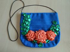 Handmade purses (10 x 9 inch) (26.5 x 23 cm) #Handmade #ShoulderBag