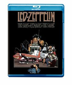 Led Zeppelin - The Song Remains the Same [Blu-ray] Blu-ray ~ John Bonham, http://www.amazon.com/dp/B0012YYZYK/ref=cm_sw_r_pi_dp_Qiuesb1E70ZTT