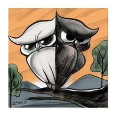 Owltober 13th by sayunclecomics on DeviantArt