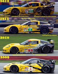 Corvette Racing The #Chevy #Corvette is a work of automotive art. #PPF kits protect it. Get yours today: http://www.rvinyl.com/Chevy-Corvette-Paint-Protection.html