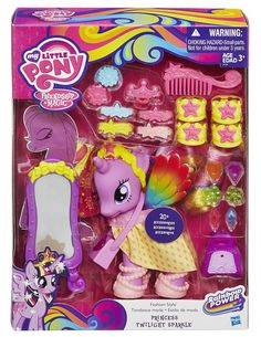 New Fashion Style Princess Twilight Sparkle at Kohl's | All About MLP Merch