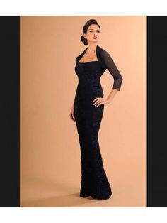 Daymor Couture 615 Mother of bride evening dress.