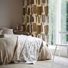 Buy Scion 120354 Cedar Fabric | Levande | Fashion Interiors