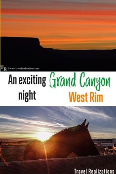 A tale of an exciting night in Hualapai Ranch in Grand Canyon, Arizona USA. It was a romantic starry night amidst the vast barren landscape of the Ranch, which was akin to a desert. #GrandCanyon #TravelGrandCanyon #FindyourPark #TravelAmerica Travel Guides, Travel Tips, Grand Canyon West, Travel General, Arizona Usa, United States Travel, Photo Essay, Outdoor Adventures, California Usa