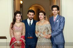 Urwa hocane wedding reception