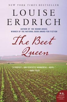 With her brilliant opening, Erdrich pulled me right into the cold northern plains of the 1930's where childhood could be harsh and there were no do-over's for errors in parentage and parenting. Told from multiple points of view by a handful of strong characters over forty years, this was a fast and fulfilling read.  The Beet Queen by Louise Erdrich.