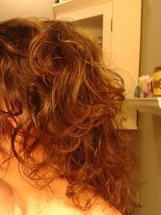 diy leave in conditioner and easy, non-frizz style for natural curly hair Spray or cream.  For cream use 3 oz hot water,  1 oz olive oil,  3 oz conditioner