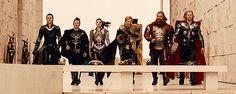 #Thor #Loki
