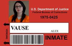 Alex-Vause-Badge by OldTownHome -- you can print Vause and Chapman badges for OITNB costumes!