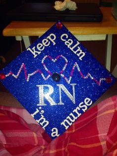 RN Graduation Cap!