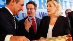 Front National trifft FPÖ und AfD: Europas Rechte wittern Aufbruchsstimmung
