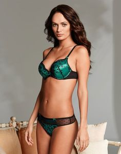 THE BEST Adore Me lingerie yet! Cassidee Push-Up on AdoreMe