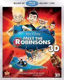 Meet the Robinsons 3D [3 Discs] [3D] [Blu-ray/DVD] [Blu-ray/Blu-ray 3D/DVD] [Eng/Fre/Spa] [2007]