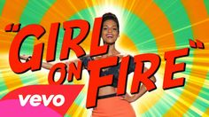 Alicia Keys - Girl On Fire (Inferno Version) ft. Nicki Minaj