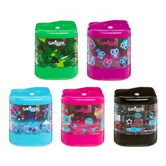 Image for Maxi Graphic Electric Sharpener from Smiggle UK