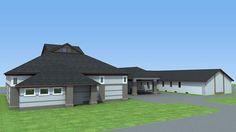 3D architectural BIM model. View more at http://www.bimservicesindia.com/architectural-bim-portfolio.php.