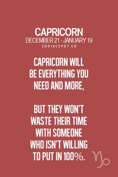 ♑ Capricorn ♑ #capricorn #zodiac #january #december #astrology #quotes