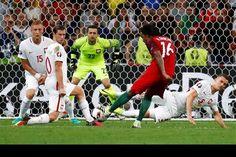 DIRETO Renato Sanches empata o Polónia-Portugal