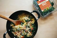 Simple dinners are the best of dinners, especially when they're made with organic greens and veggies.
