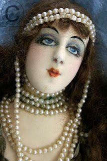 Absolutely amazing mermaid boudoir doll!